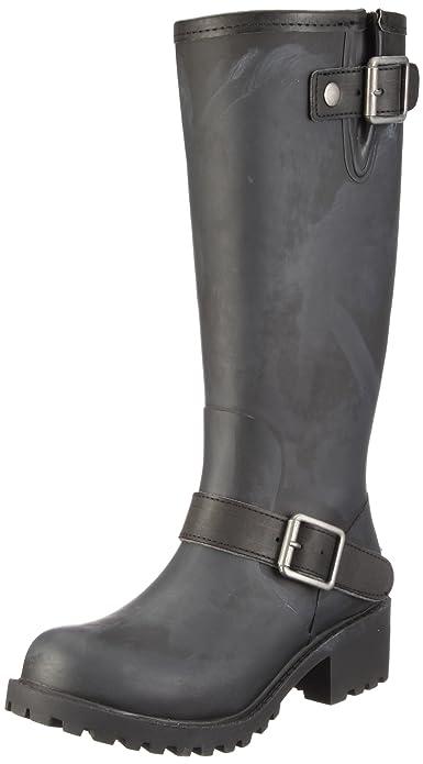 Wandelei Black Boot Platoon Stiefel Damen DE9bHI2WeY