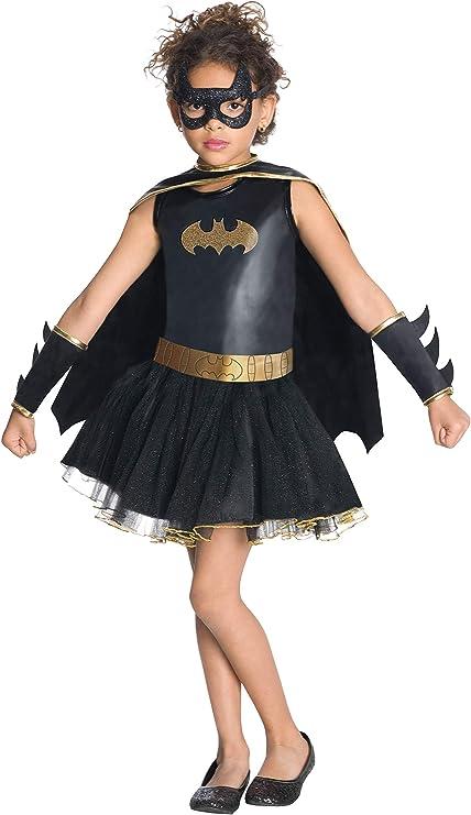 Batman I-881626M - Disfraz niña (5 años): Amazon.es: Ropa y accesorios