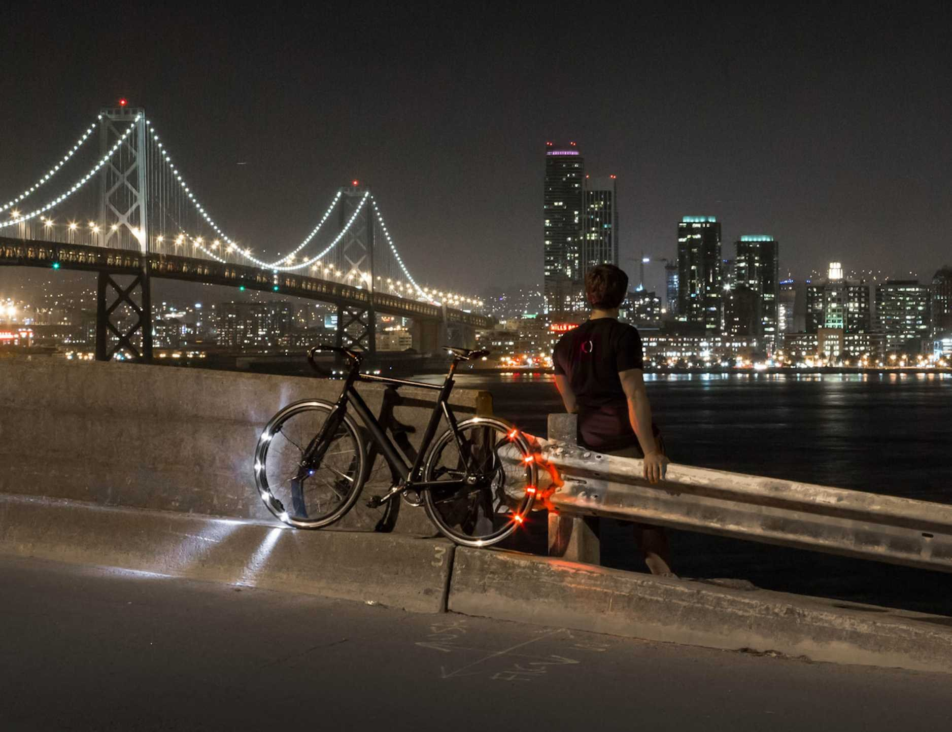 Revolights Eclipse Bicycle Lighting System, 700c/27-Inch by Revolights (Image #5)