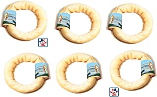 product image for (6 Pack) Wholesome Hide Donut, 4 Inches each