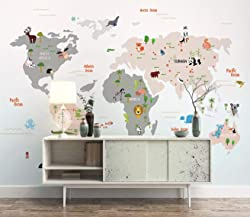 Top 7 Best World Map For Kids Parents Love To Buy In 2020 5