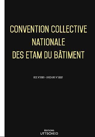 Convention Collective Nationale Des Etam Du Batiment Grille De