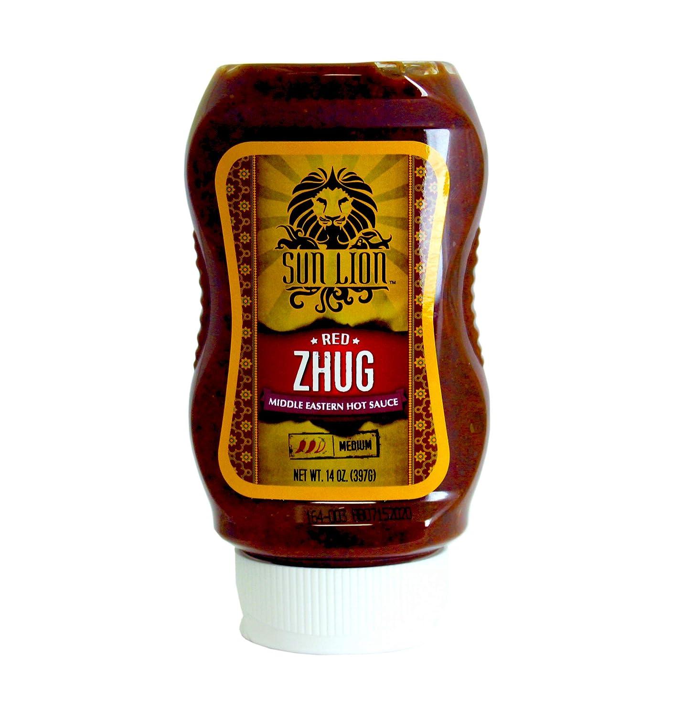 Sun Lion Red Zhug