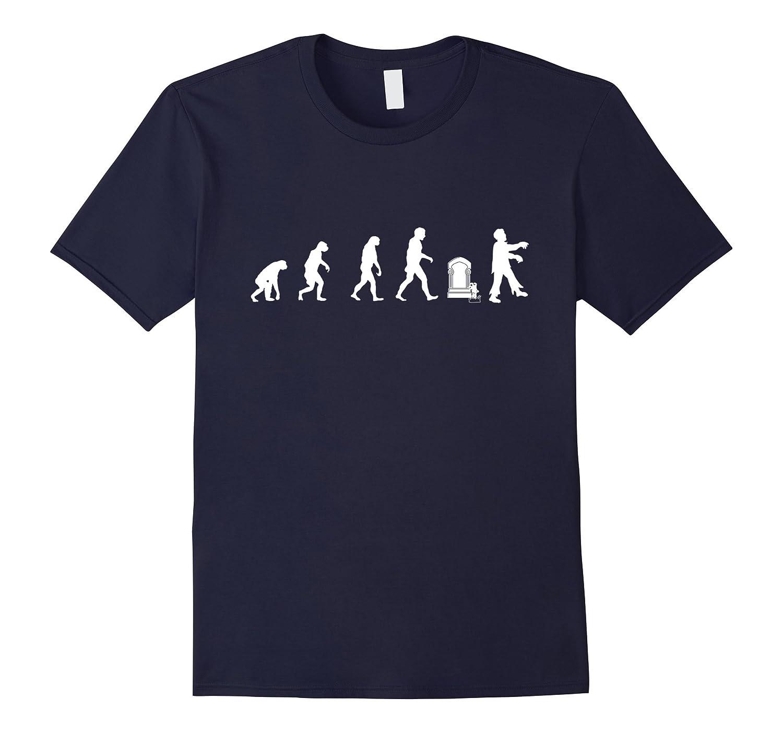 Teeday Zombie Evolution T-Shirt-TH