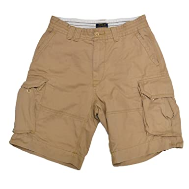 Polo Ralph Lauren Cargoshorts kurze Hose Shorts beige Größe 34 ... 3033c90c01