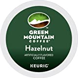 Green Mountain Coffee Hazelnut Keurig Single-Serve K-Cup Pods, Light Roast Coffee, 72 Count (6 Boxes of 12 Pods)
