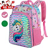Toddler Backpack for Boys and Girls - Kids Preschool Kindergarten Bags with Cute Animal Cartoon Design