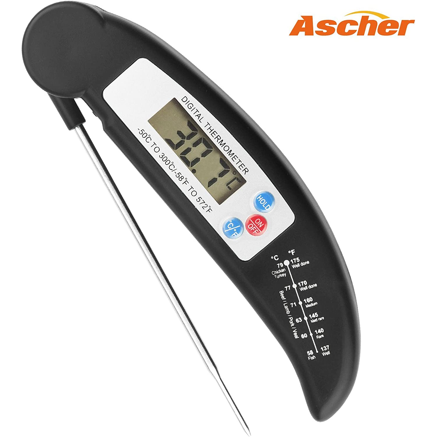 Ascher Thermometer