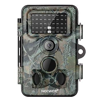 FULL HD JagdKamera 20m IR Tierwelt Jagd Wildtier Kamera Trail Wildkamera IP66 UP