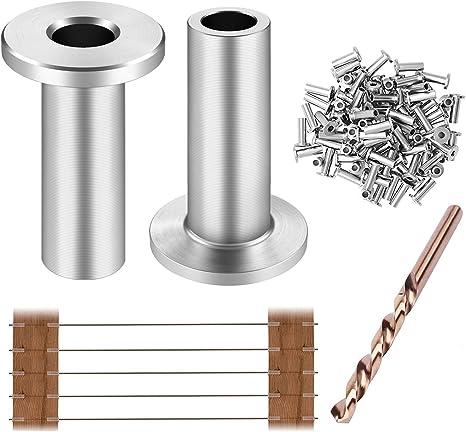 1//4 x 3 Forney 49200 Round Aluminum Rod