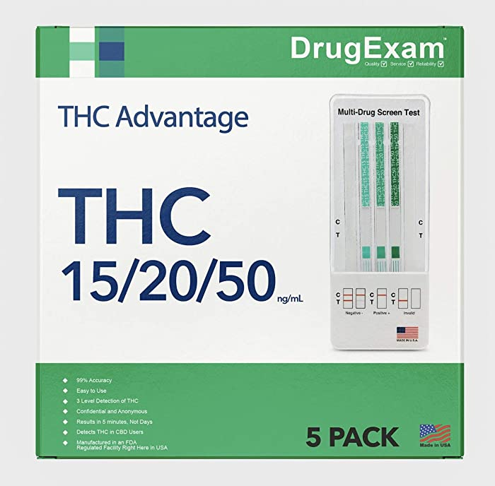 The Best First Check Home Drug Test Kit