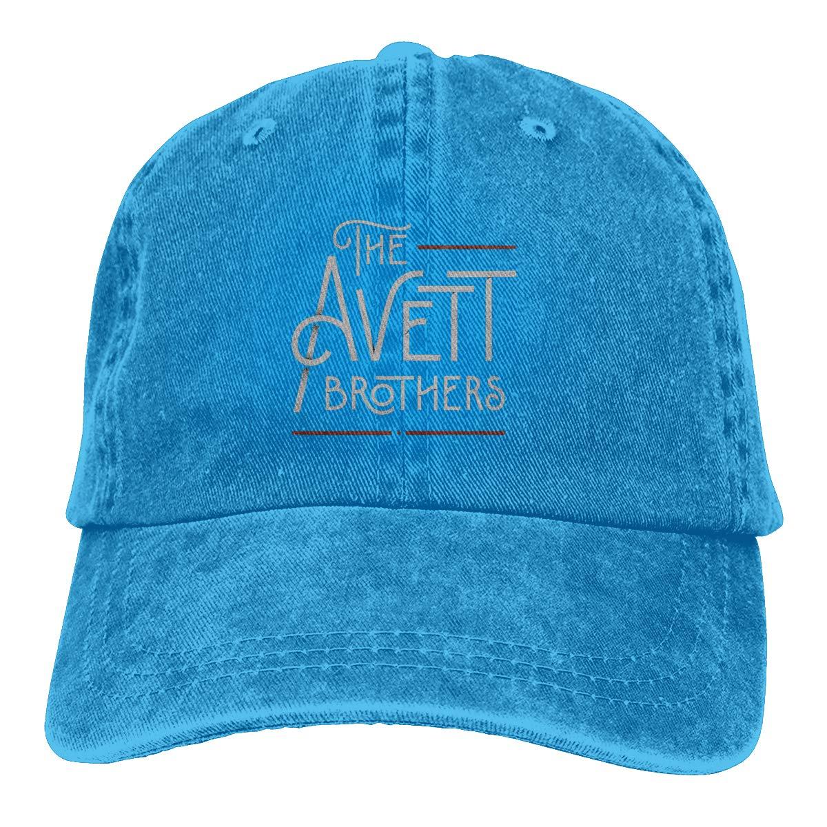 The Avett Brothers Unisex Baseball Cap Twill Adjustable Hat