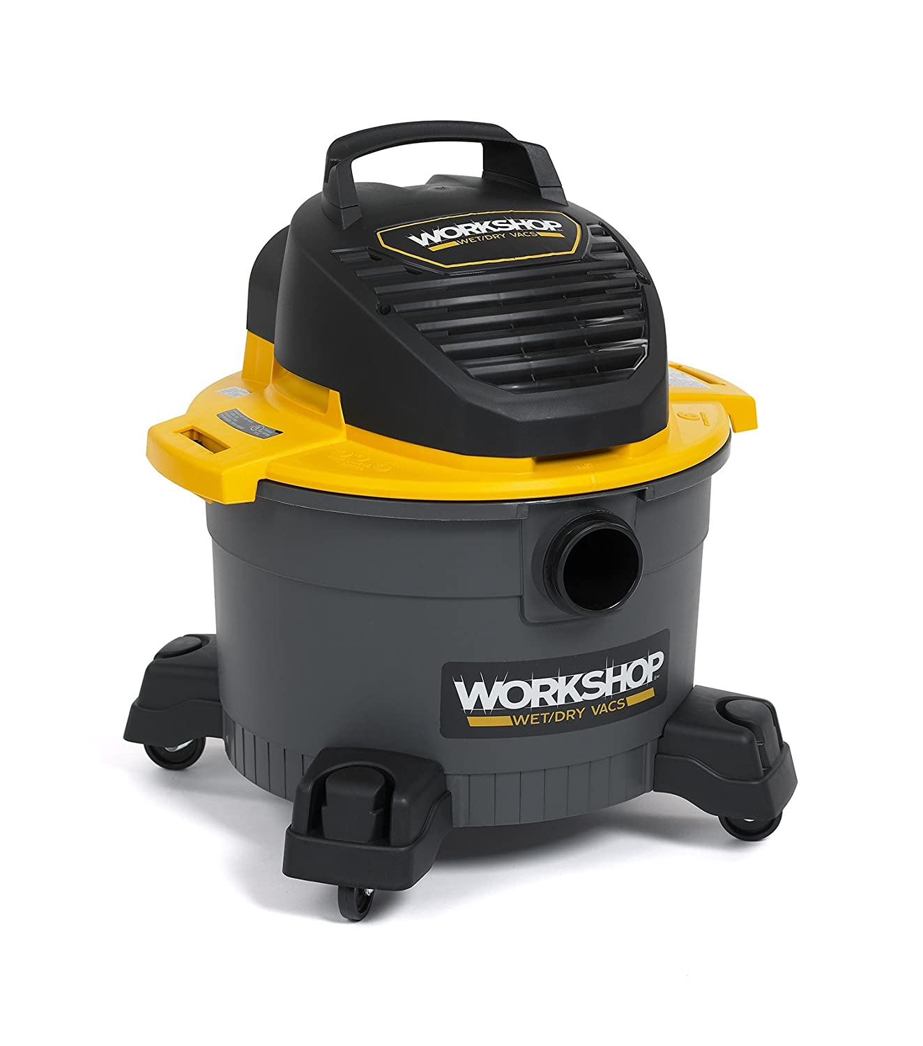 WORKSHOP Wet Dry Vac WS0610VA General Purpose Wet Dry Vacuum Cleaner