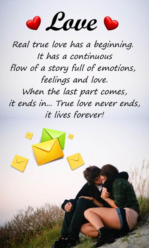 Love sms downloads