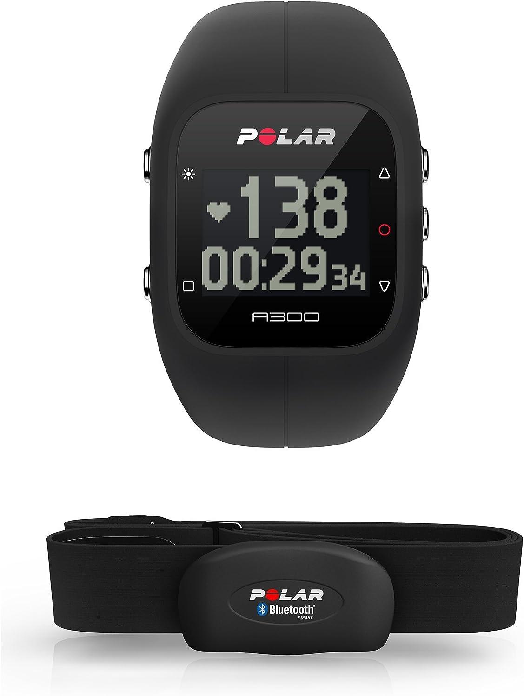 Polar A300 Pulsómetro de entrenamiento, con sensor de ritmo ...
