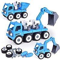 Fun Little Toys Take Apart Truck Toy