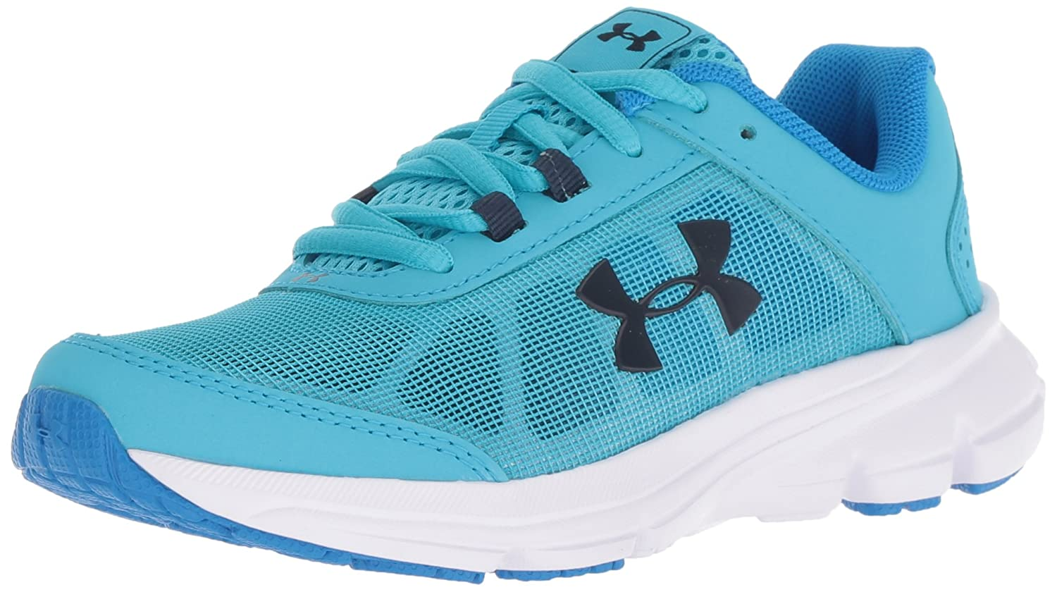 b443fb3ff57 Amazon.com | Under Armour Kids' Pre School Rave 2 Sneaker | Sneakers