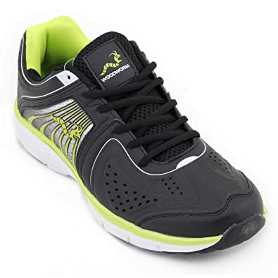 Woodworm Sports Flame Mens Running / Training Shoes