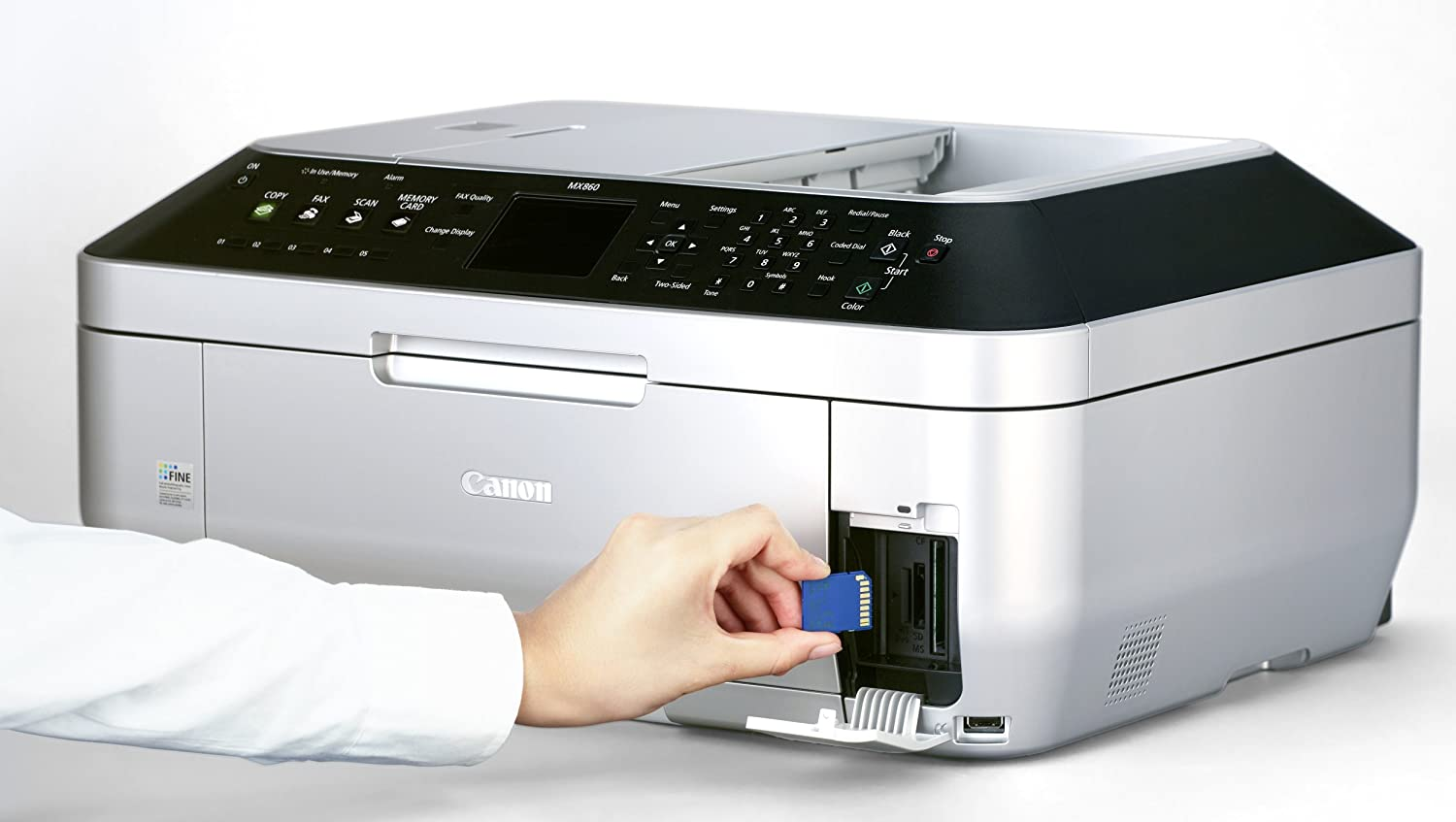 DOWNLOAD DRIVERS: CANON MX868 SCANNER