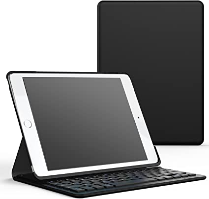 IPad Pro 9.7//iPad Air 1//iPad 2//Nuovo Air iPad 9.7 2017 tastiera caso