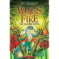 Wings of Fire GraphiX #3: The Hidden Kingdom