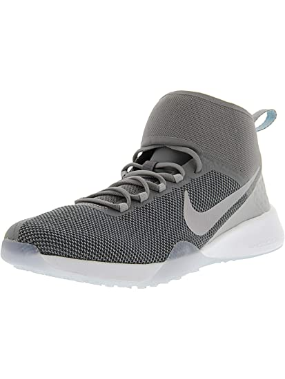 23a0fbdc1c281 Amazon.com  Nike Women s Air Zoom Strong 2 High-Top Training Shoes ...