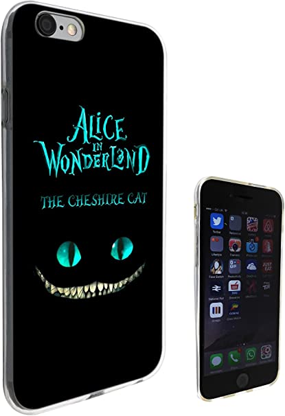 coque iphone 7 chat du cheshire