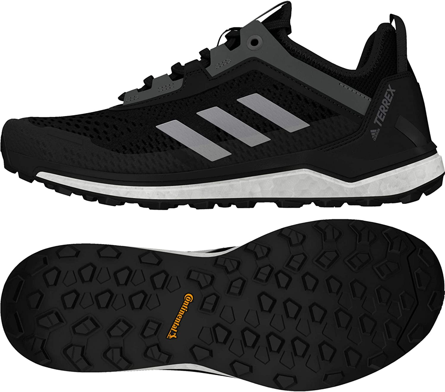 Amazon.com | adidas Women's Terrex Agravic Flow W Cross ...