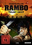 Rambo Trilogy (Uncut, 3 Discs)