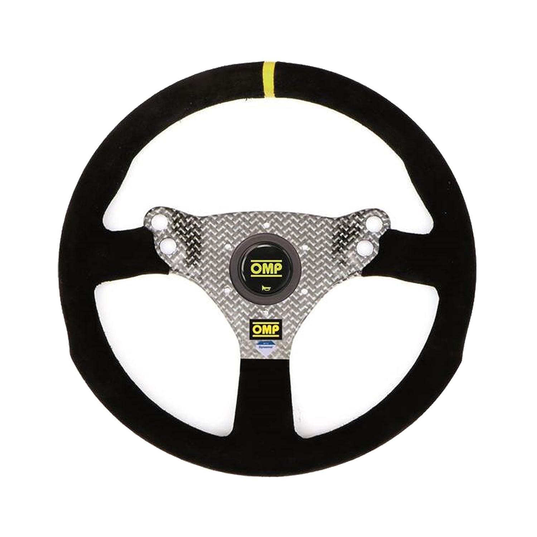Od/2048/N omp racing 320 híbrida S carrera volante de fibra ...
