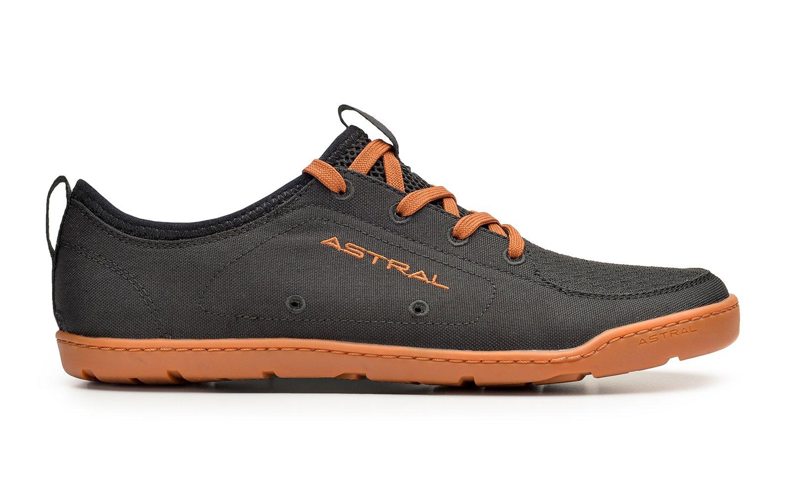 Astral Loyak Men's Water Shoe - Black/Brown - M13