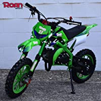Mini cross 49cc Roan 27 (Verde)