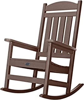 product image for Nags Head Hammocks Classic Porch Rocker, Chocolate