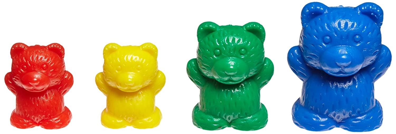ZECCB96 - Counting Bears Classroom Set - Kookaburra Educational ...