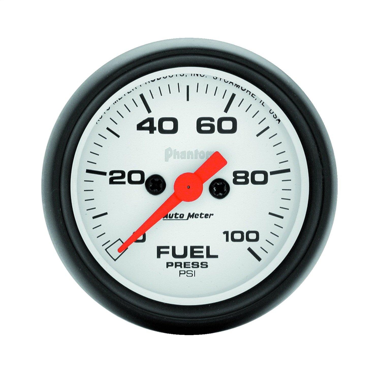 Auto Meter 5763 Phantom Electric Fuel Pressure Gauge
