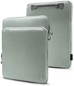 tomtoc 360 Protection Laptop Sleeve Designed for Old 13.3 Inch MacBook Air, 13 Inch MacBook Pro Retina 2012-2015, with Handle and Organized Pocket for MacBook Accessories