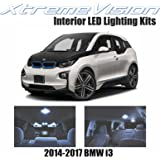 XtremeVision BMW i3 2014-2017 (8 Pieces) Cool White Premium Interior LED Kit