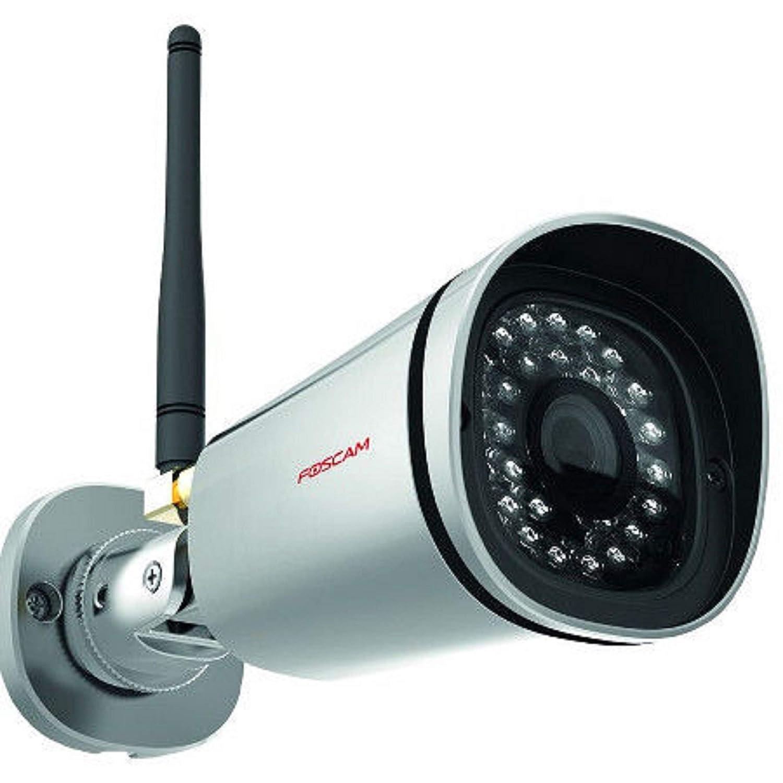 C/ámara de vigilancia Foscam FI9928P C/ámara de Seguridad IP Exterior Blanco 1920 x 1080Pixeles C/ámara de Seguridad IP, Exterior, Blanco, Pared, 1920 x 1080 Pixeles, 2 MP
