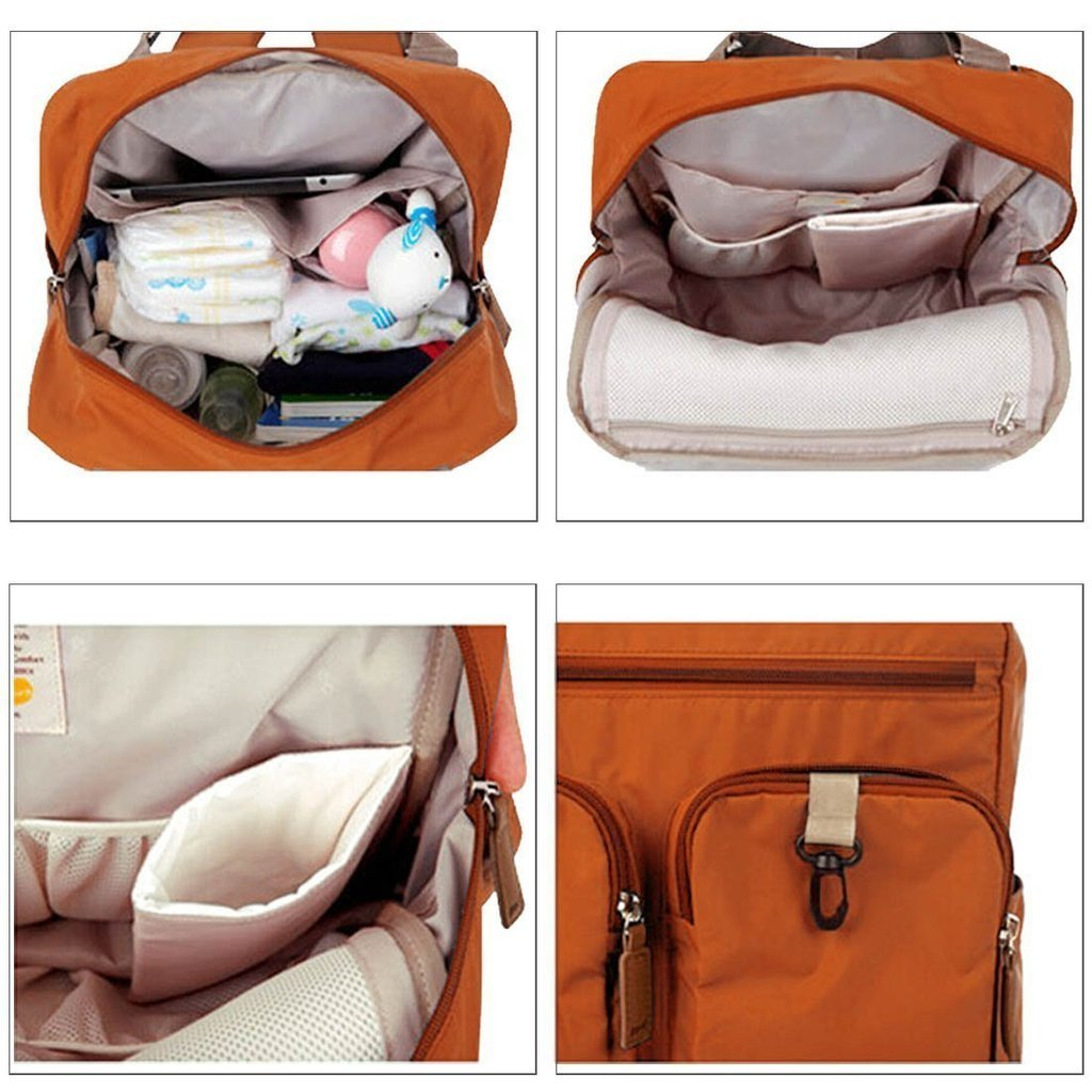 Diapering husband for bed - Amazon Com Yuhan Baby Diaper Bag Travel Backpack Shoulder Bag Fit Stroller Changing Pad Baby