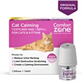 Comfort Zone Calming Diffuser Kit for Cat Calming