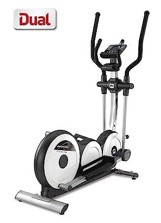 BH Fitness G2525U Bicicleta Elíptica, Blanco, Única