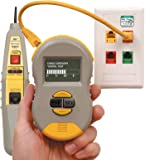 Triplett / Byte Brothers RWC1000K2(CS) CAT5 CAT5e CAT6 Cable Verifier with Printable Reports