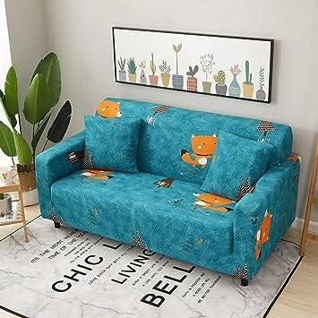 S F T Elegante Cubierta para sofá atmosférica, Cubierta ...
