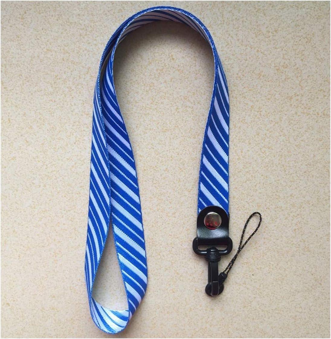 Twill Mobile Phone Straps Lanyard for Key ID Cardk Strap USB Badge Holder Hang Rope Lanyard Anti Fall Lanyard,Yellow