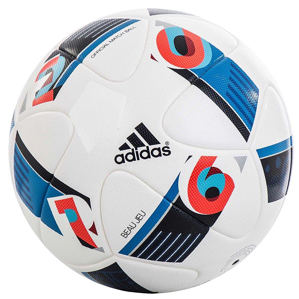 adidas Ballon de Match Officiel Euro 16 OMB NOLO AP9772. Taille FR ...