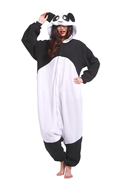 YUWELL Kigurumi Pijamas Traje Disfraz Animal Adult Pyjamas Cosplay Homewear Halloween: Amazon.es: Ropa y accesorios