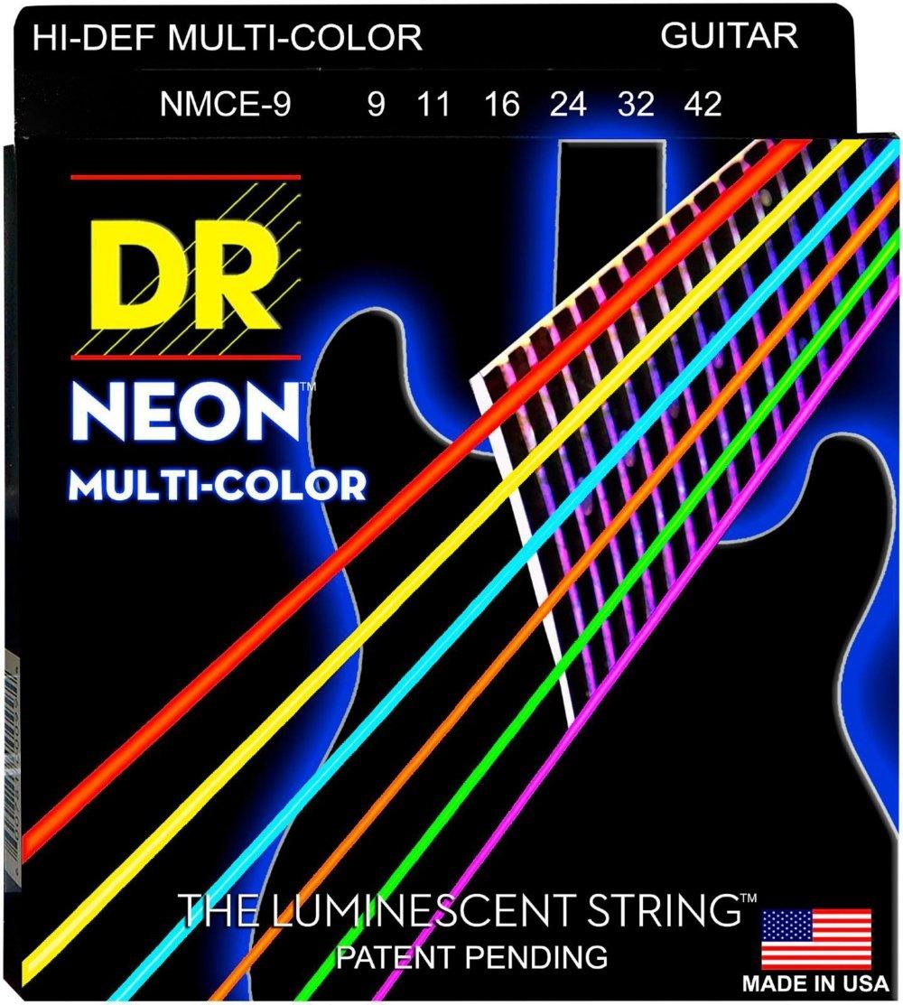 DR NMCE-9 - Cuerdas para guitarras eléctricas product image