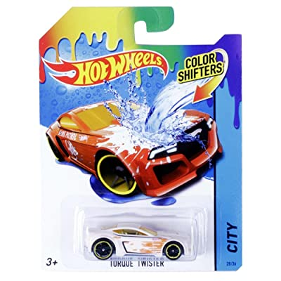 Torque Twister Color Shifters Hot Wheels: Toys & Games