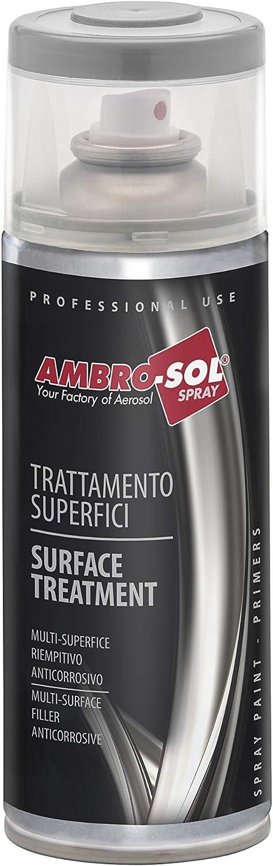 Ambro-Sol V400TODOTERRENO Pinturas tratamiento superficies imprimación uso general, Blanco, 400 ml