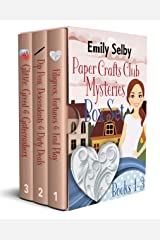Paper Crafts Club Mystery Box Set Book 1-3 Kindle Edition